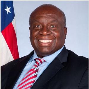 U.S. Ambassador Harry K. Thomas. Former U.S. Ambassador to the Philippines. Currently serving as U.S. Ambassador to Zimbabwe.