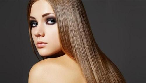 color hair gloss