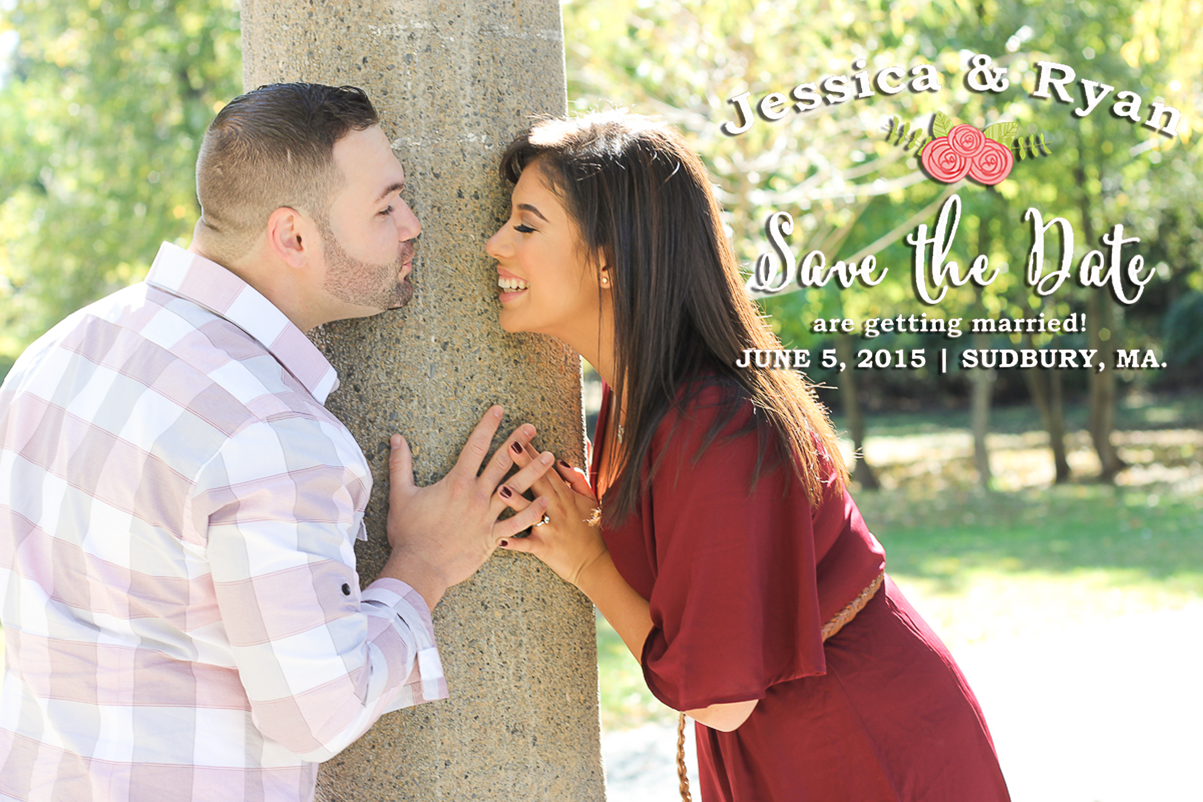 This Spring, Brianna is gifting her wedding clients with a  complimentary engagemen  t  shoot  to   use for customSave the Date cards!   Email Briannaand inquire about your wedding date today!