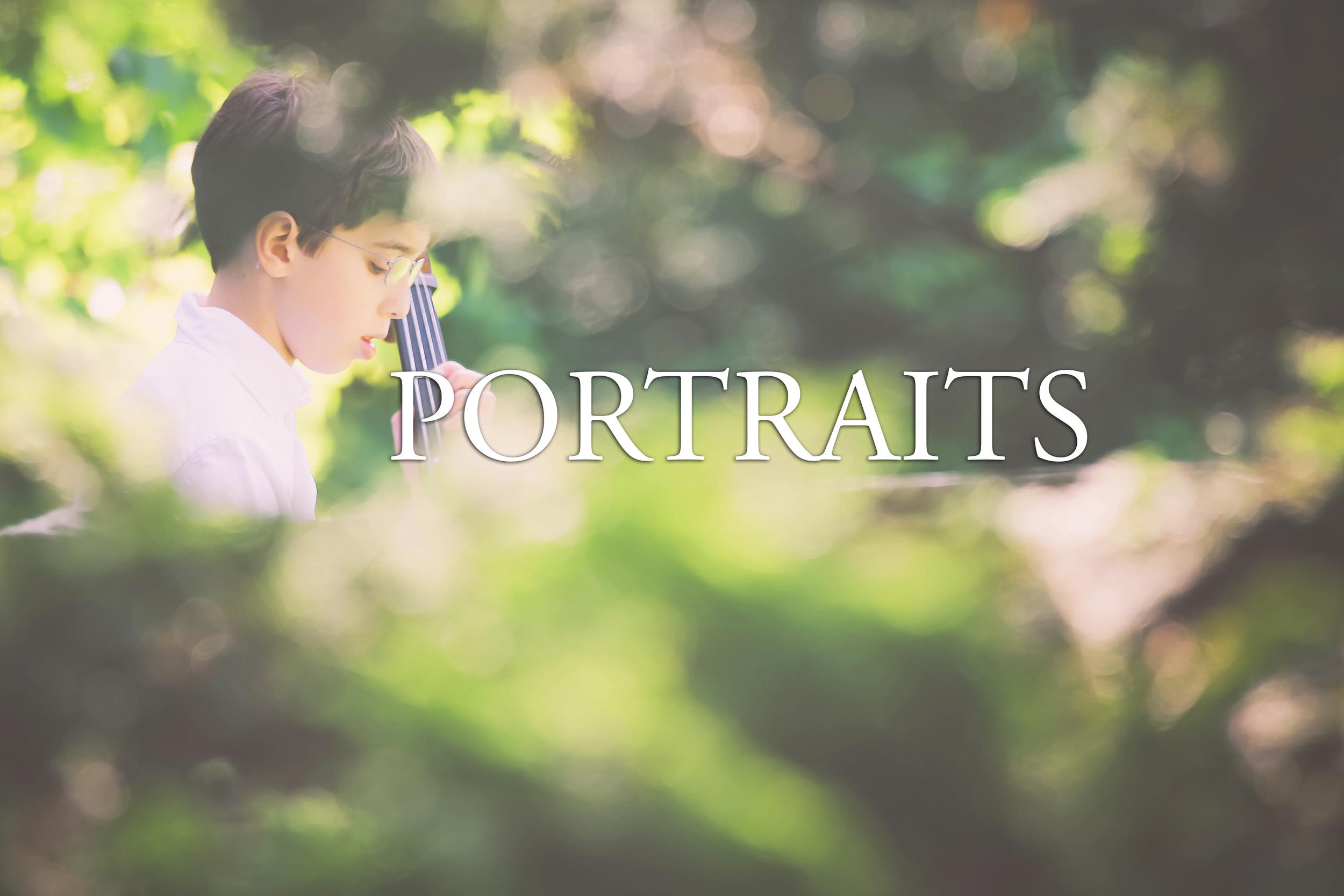 instrumental portraits