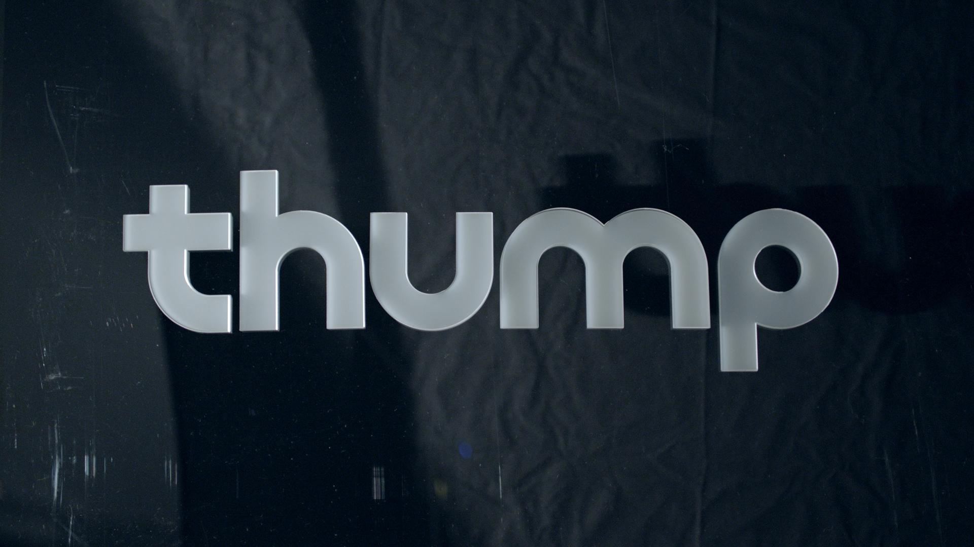 Thump Logo _ Peter Clark