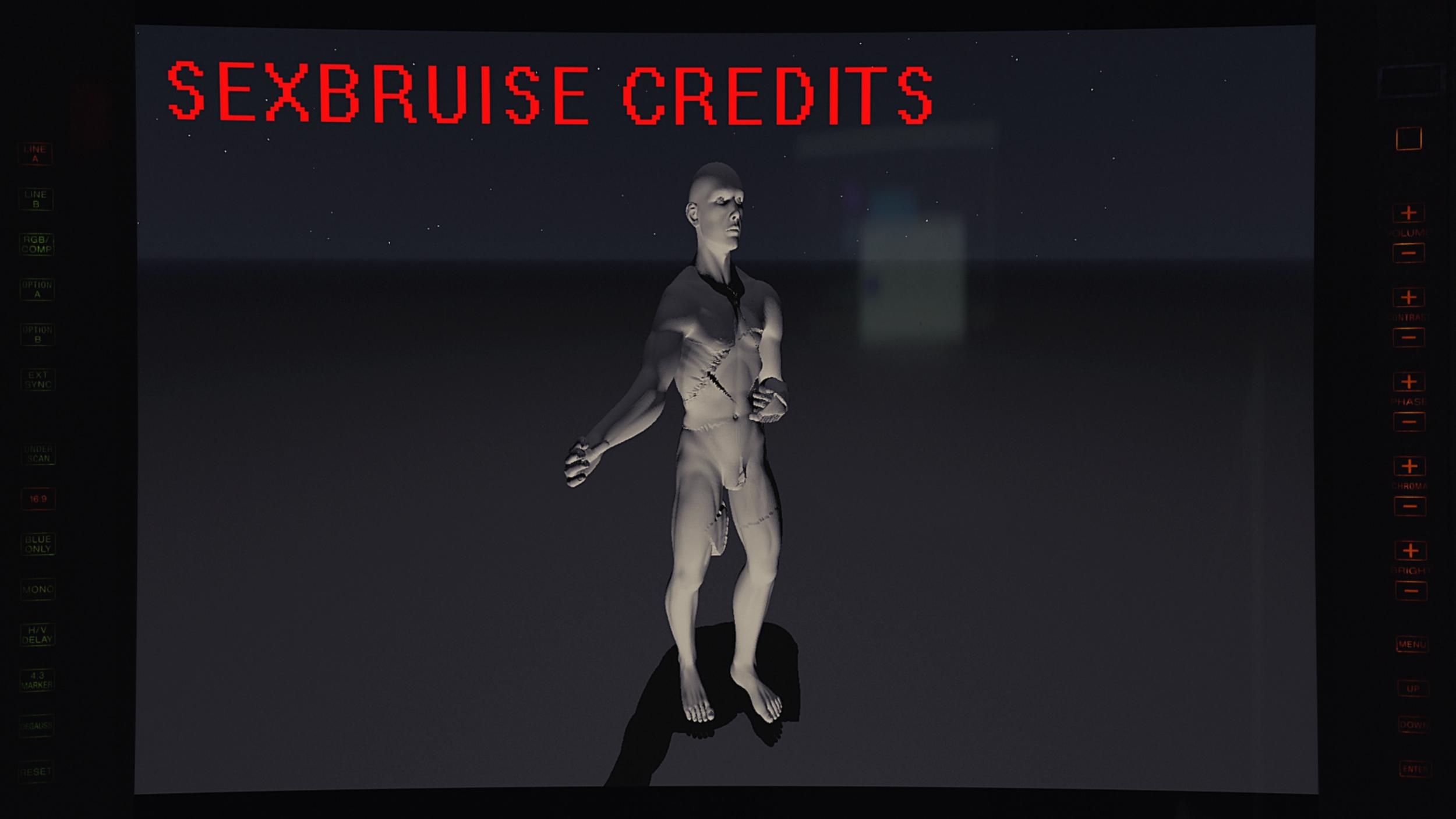DateNite Sex Bruise - Peter Clark