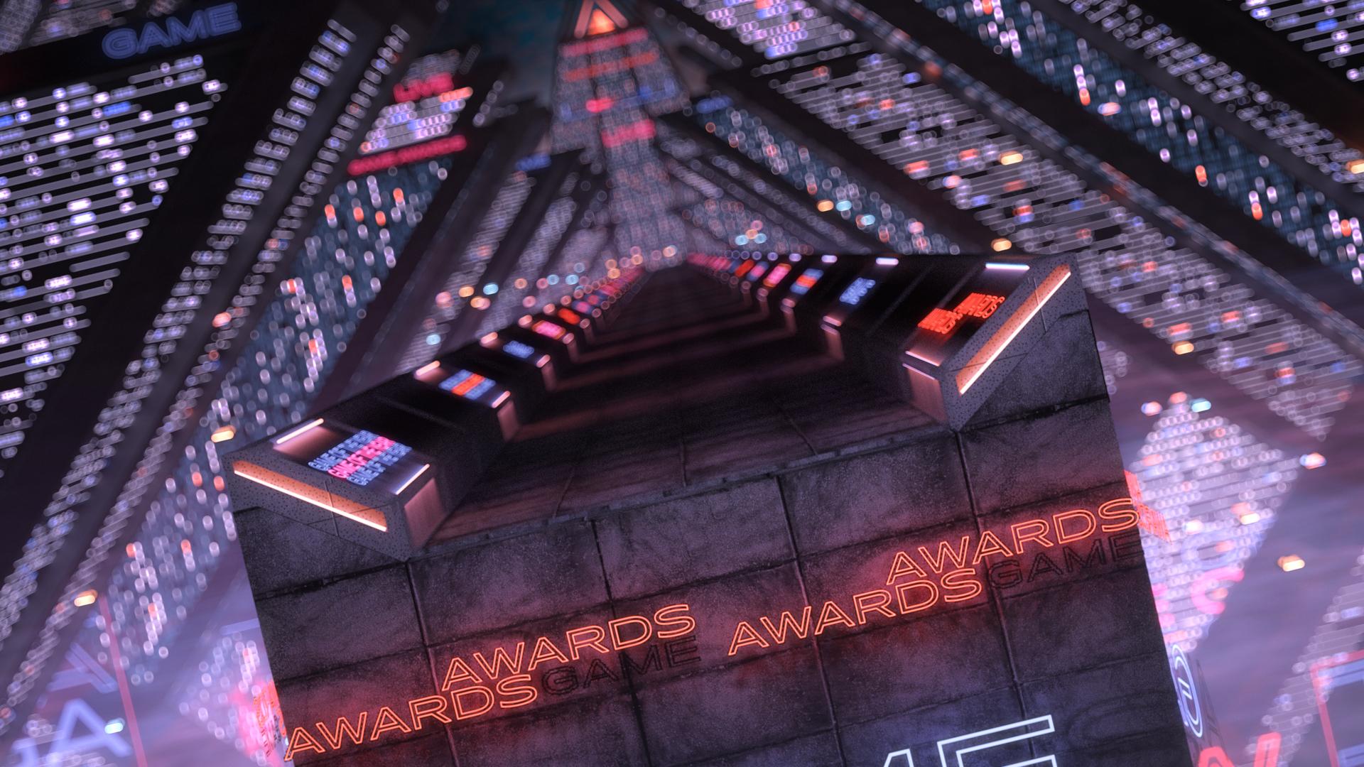The Game Awards 2018 Peter Clark