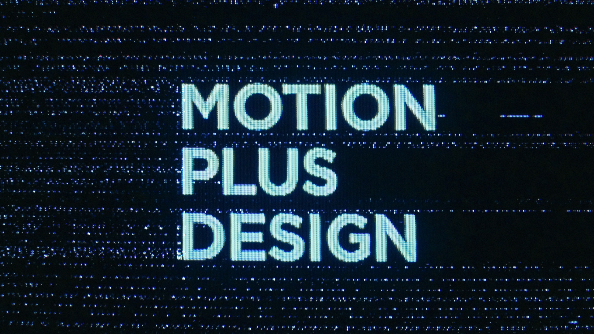 Motion Plus Design Titles Peter Clark