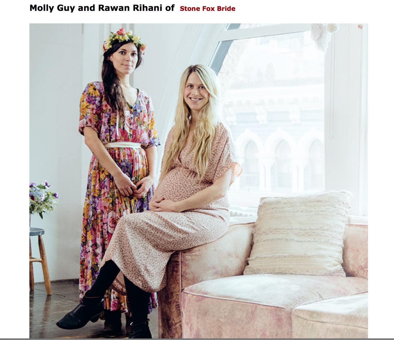 "Gotham Magazine, ""Meet New York's Top Flower Designers"", Spring 2015"