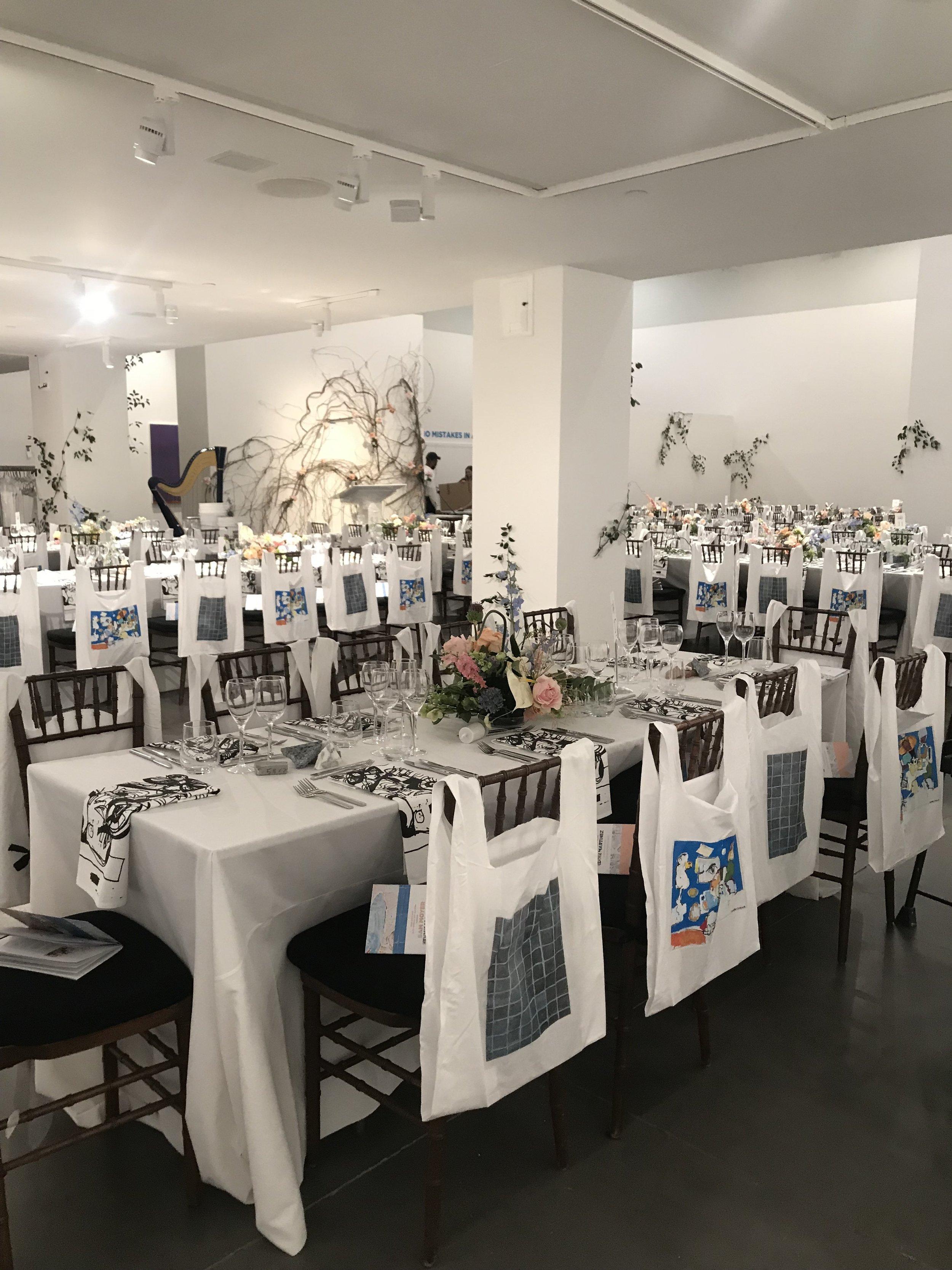 FREE ARTS AUCTION GALA 2019, PHILLIPS NYC