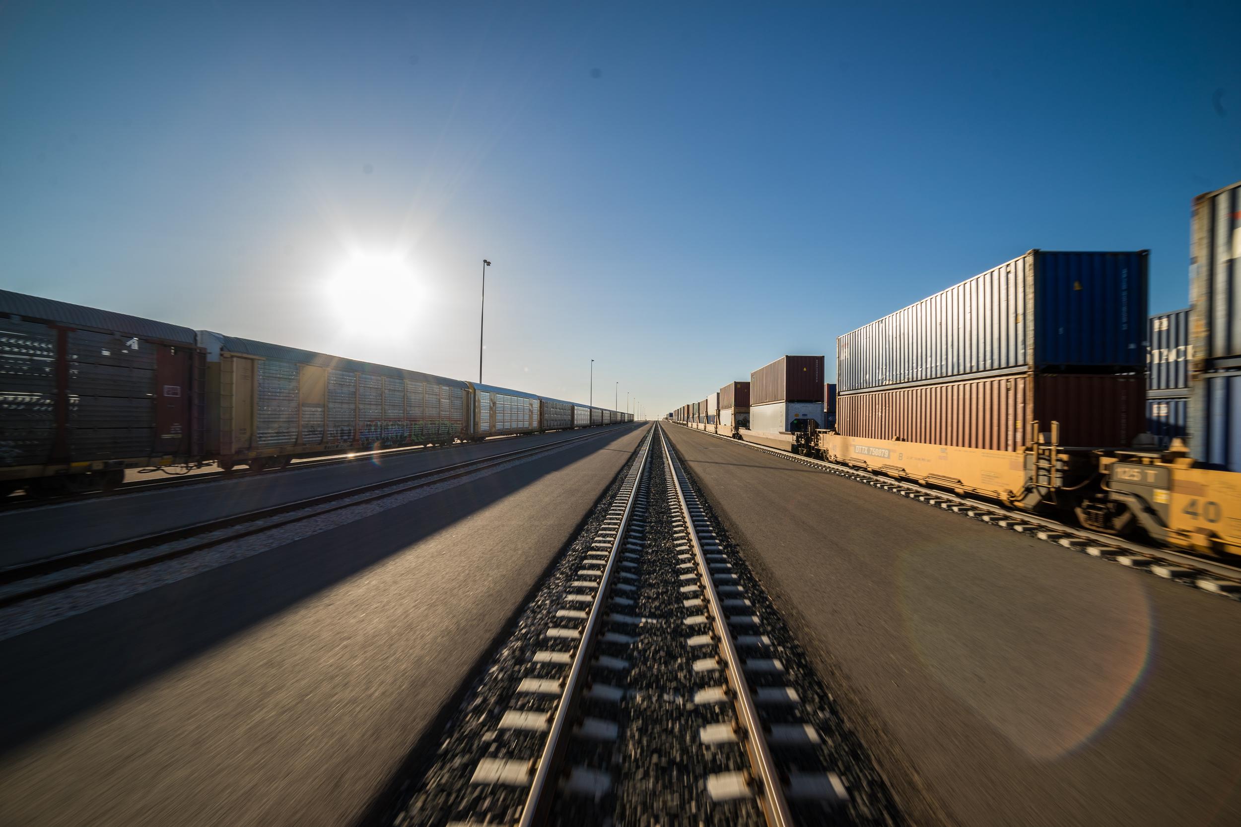 LATEST VIDEOS: CROSS COUNTRY TRAIN TRIP!