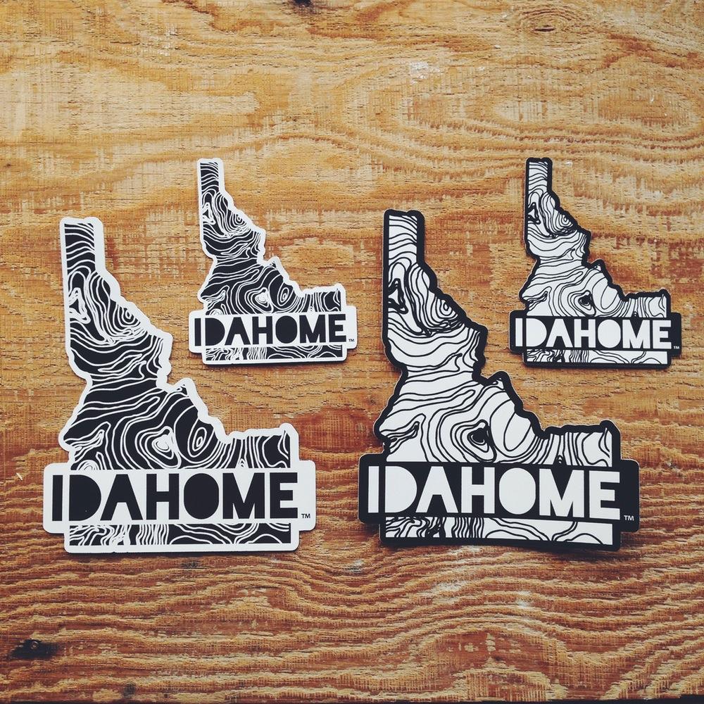Idahome™ Topo Design