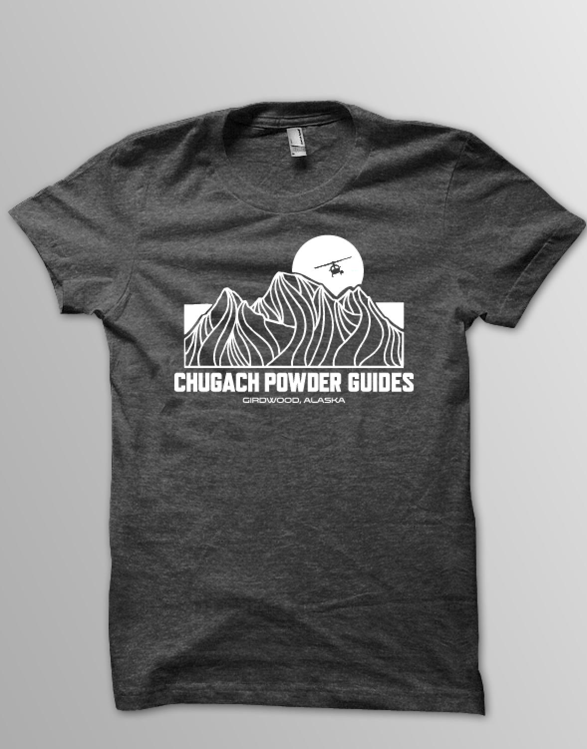 Chugach Powder Guides Tee