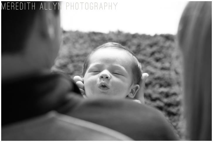 Michigan Newborn Pictures