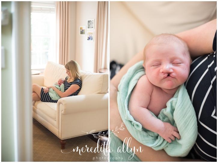 Michigan newborn photos