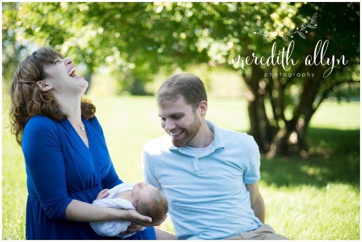 Ann Arbor newborn photos