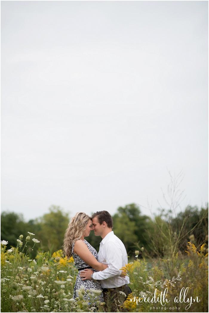 Ann Arbor engagement photos