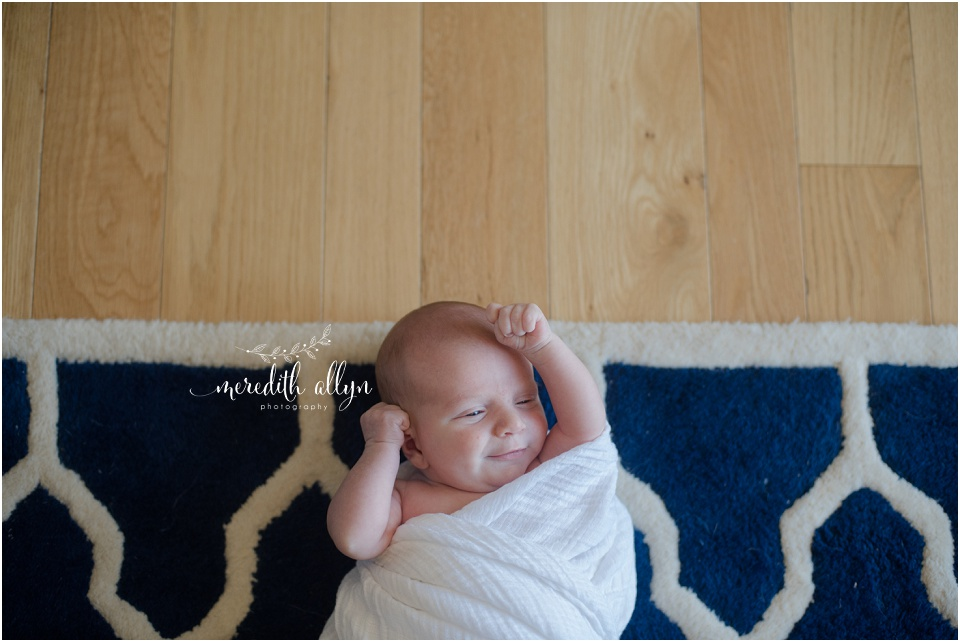 ann arbor newborn photos