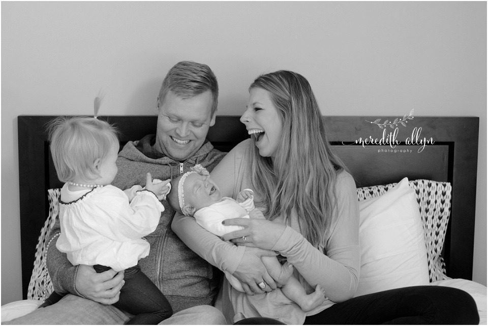ann arbor newborn sessions