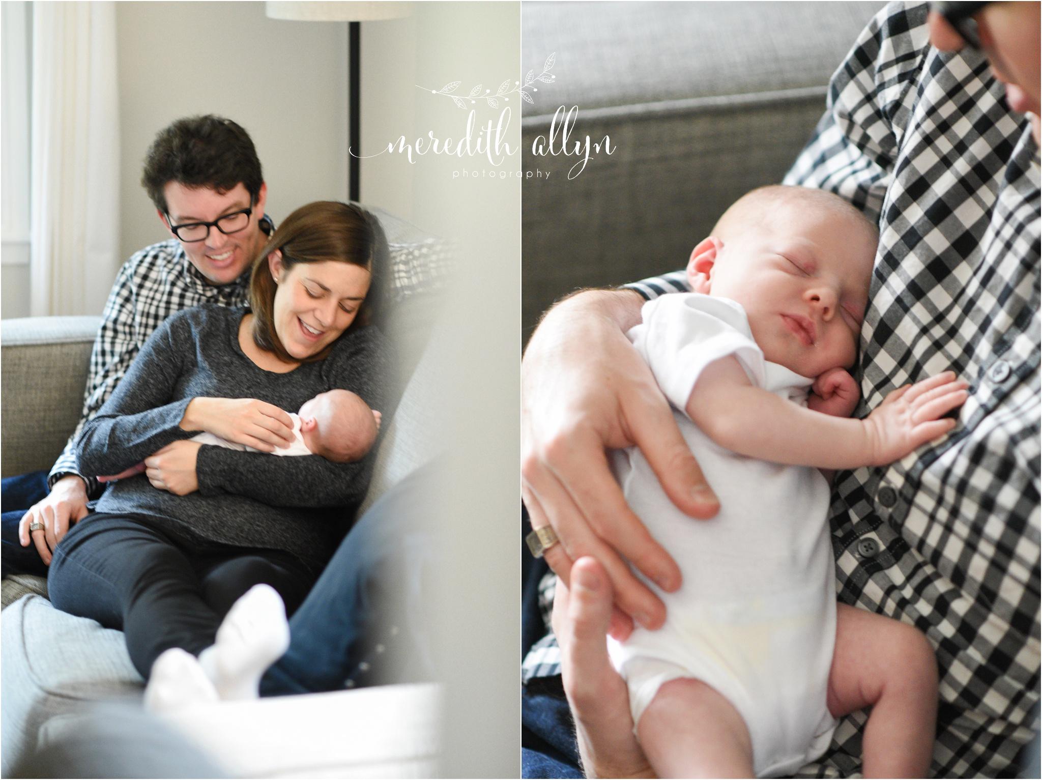 ann arbor newborn photographr