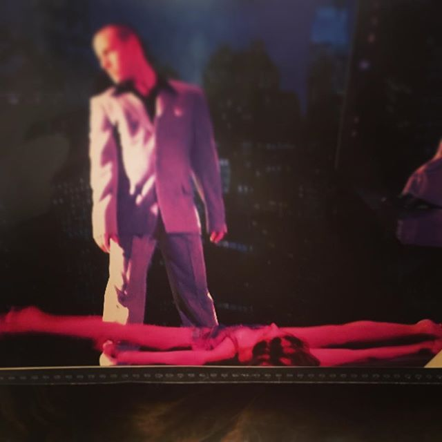 Can you guess which #qbcteacher this is in her #1stProfessionalDanceGig? #split #professionaldancer #dance #danceeducator#quickballchange #qbc #tbt