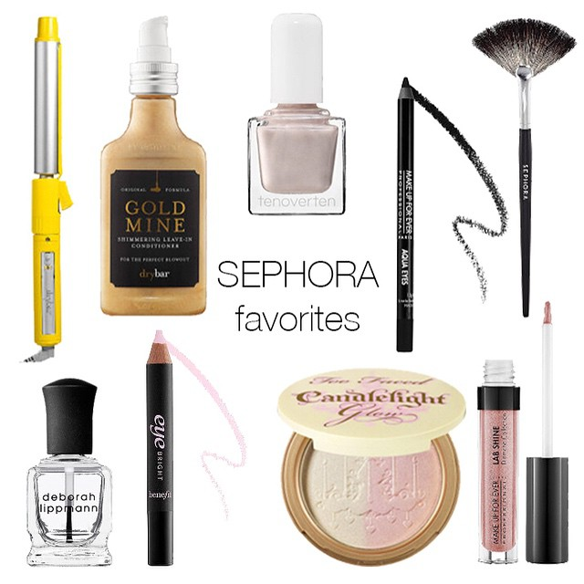My #Sephora favorites on Nichole.NYC! OR if you sign up @shopstyle, you'll get shoppable emails, perfect if you're on the go; Go to #SHOPSTYLEit shopstyle.it/dvDlr