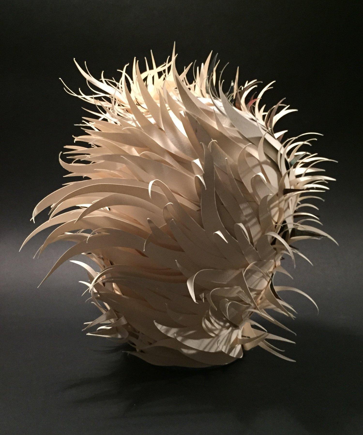 Metamorphosis (back view), 2016