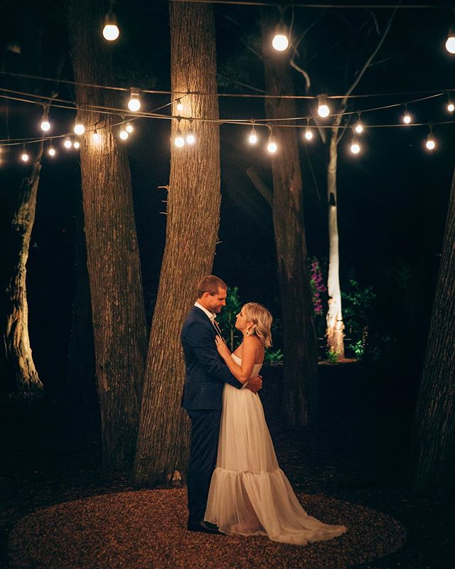 Weekends spent spinning through fairy light filled forests (I wish!!!) 😍 Amy & Ben serving up all the romantic feels while I sit here pinned under a newborn, covered in spit up and some unknown sticky substance courtesy of the 2 and a half year old 🤦🏼‍♀️🤱🏼🍼 . . . . . #mumlife #workingmum #mumtographer #weddinginspo #weddingphotography #love #couplegoals #realwedding #ido #bridalinspo #bride #groom #instawed #weddingportraits #weddingdress #fairylightwedding #fairylights  #lifestyleweddingphotography #tweedcoastwedding #countrywedding #goldcoastwedding #goldcoastweddingphotographer #toowoombawedding #gabbinbarhomestead #gabbinbarwedding