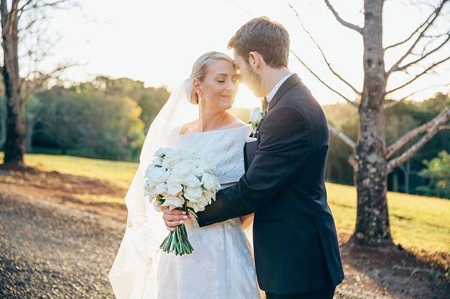 Sunsets and stolen kisses with Simone & Ben @spicersclovellyestate ✨ . . . . . . . #weddinginspo #weddingphotography #love #couplegoals #realwedding #ido #bridalinspo #bride #groom #instawed #weddingportraits #weddingdress #laceweddingdress #goldenhour #lifestyleweddingphotography #sunshinecoastweddingphotographer #hinterlandwedding #goldcoastwedding #goldcoastweddingphotographer #malenywedding #sunshinecoastwedding #spicersclovellywedding
