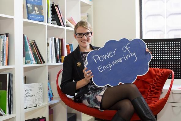Dreamstarter participant, Felicity Briody