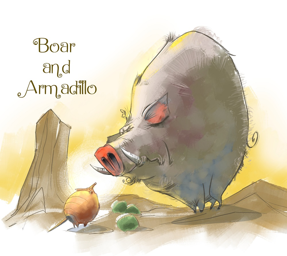pig and armidillio.jpg