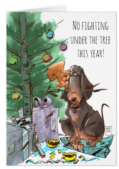 hound christmas.JPG