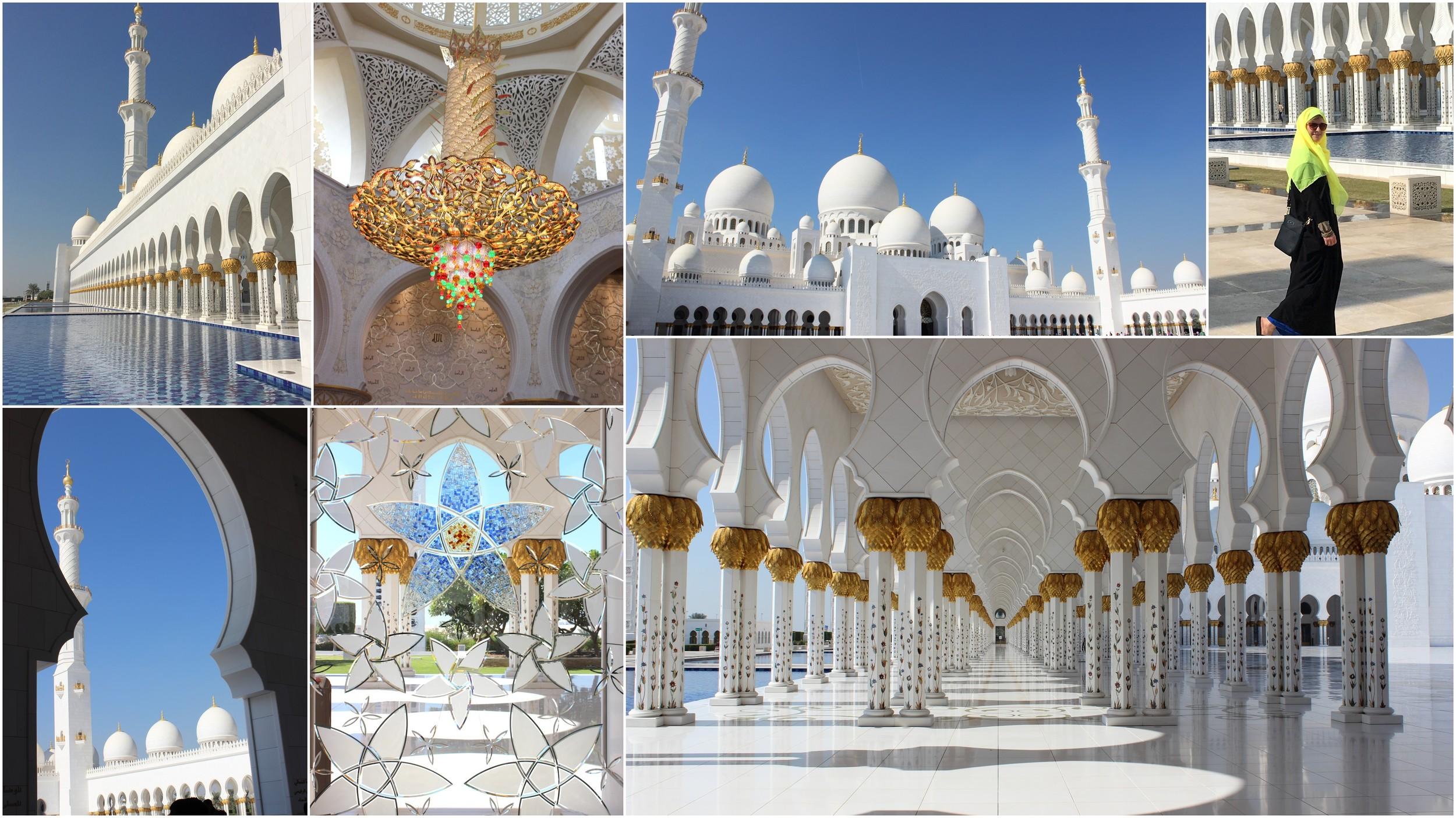 Mešita Sheyka Zayeda.