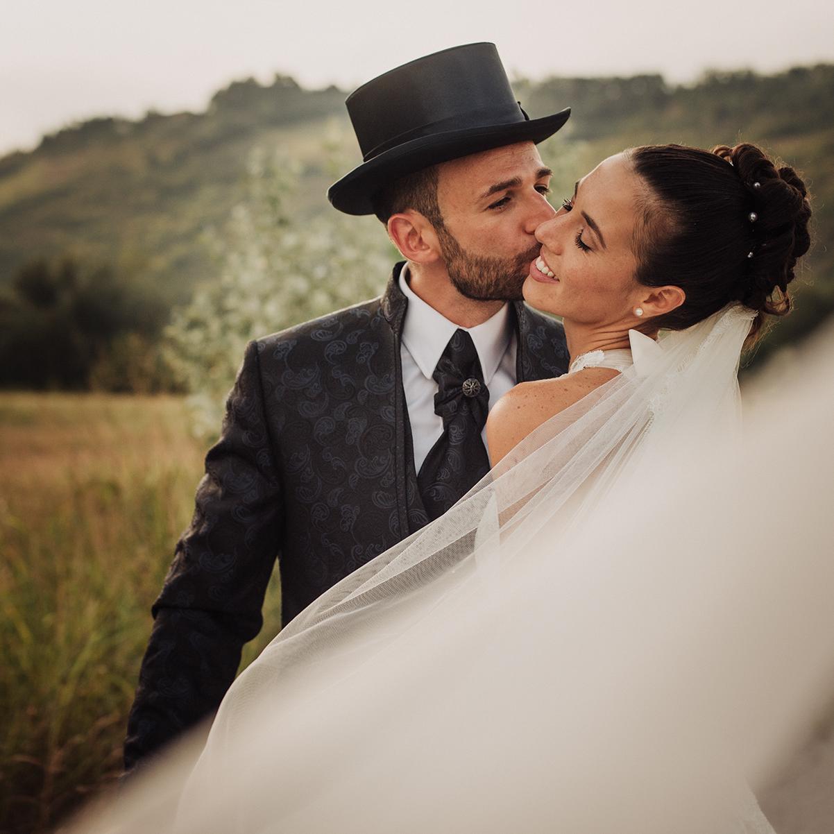 Silvia e Giuliano Amici