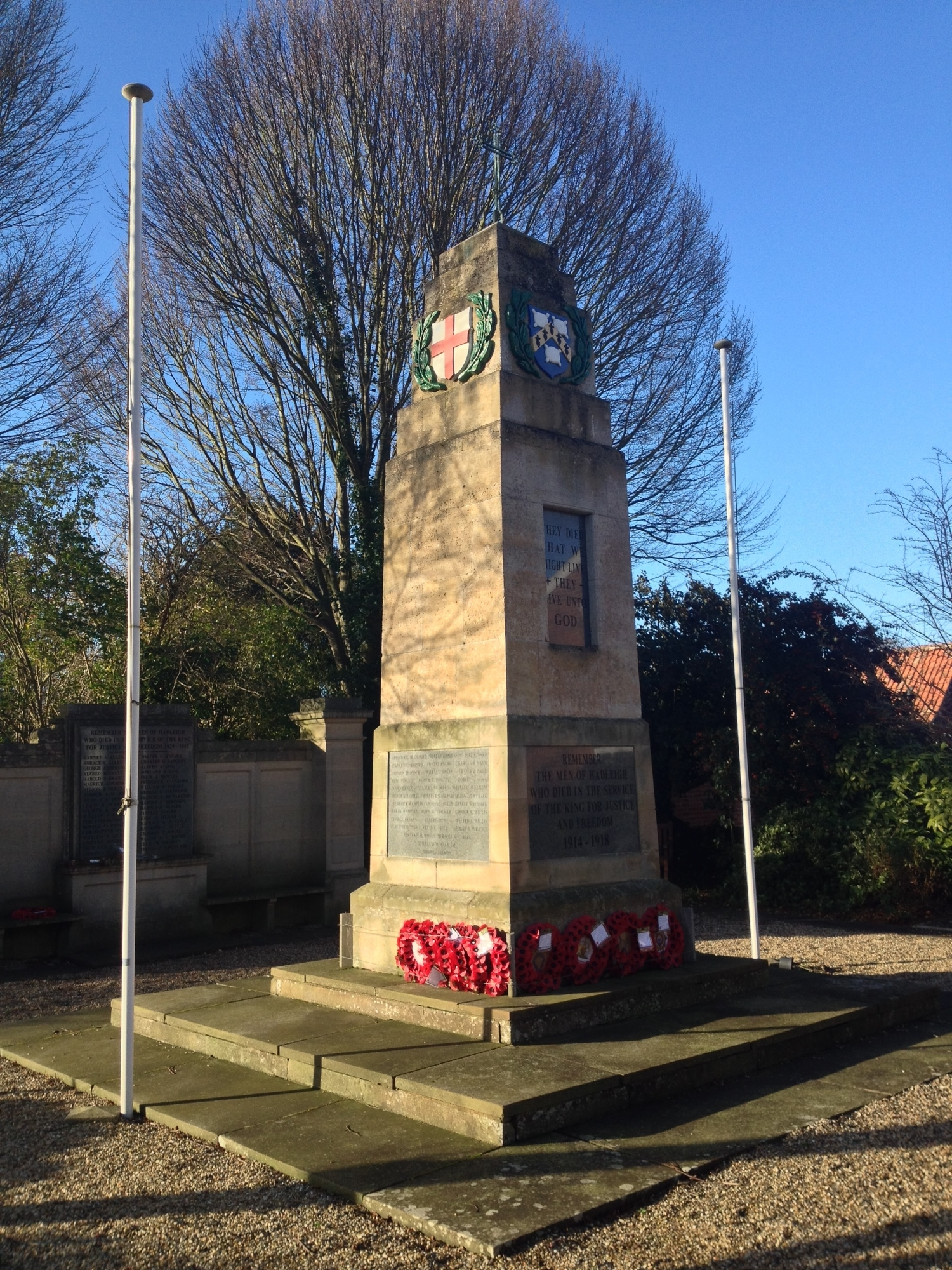 Hadleigh Great War Memorial
