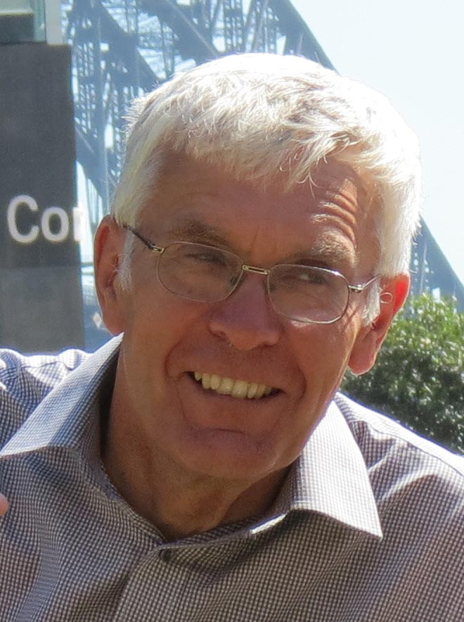 Nigel Crisp