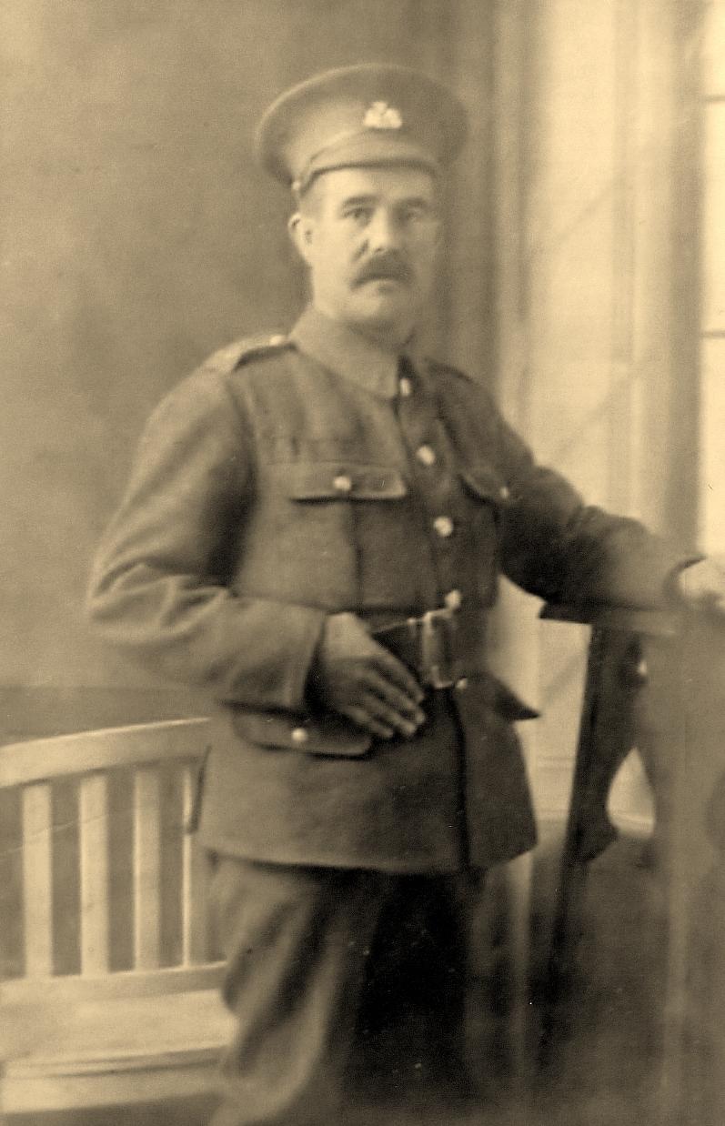 Private George Revans