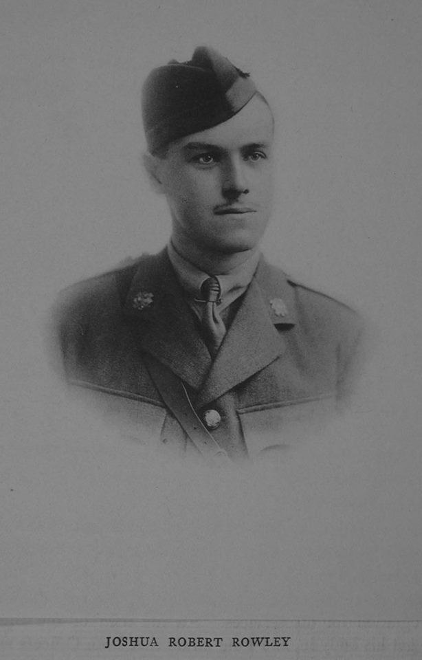 Captain Joshua Robert Rowley