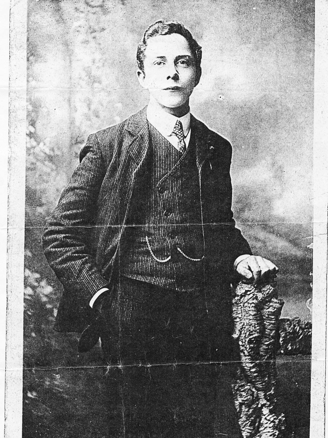 Private James William Welham