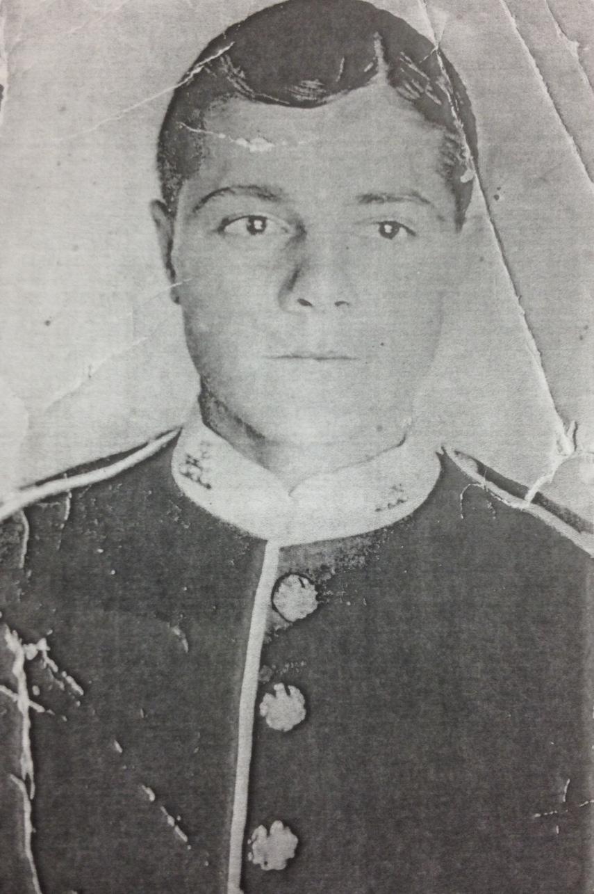 Private George Albert Hynard