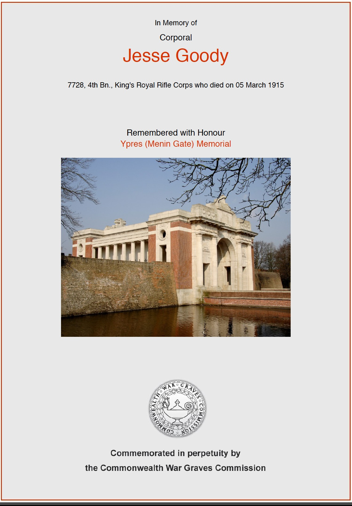 CWGC Goody Jesse memorial cert.jpg