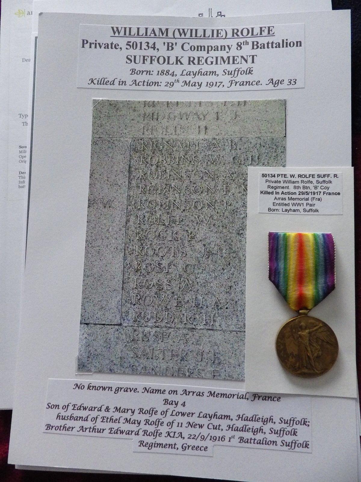 W Rolfe Vic Medal 1.JPG