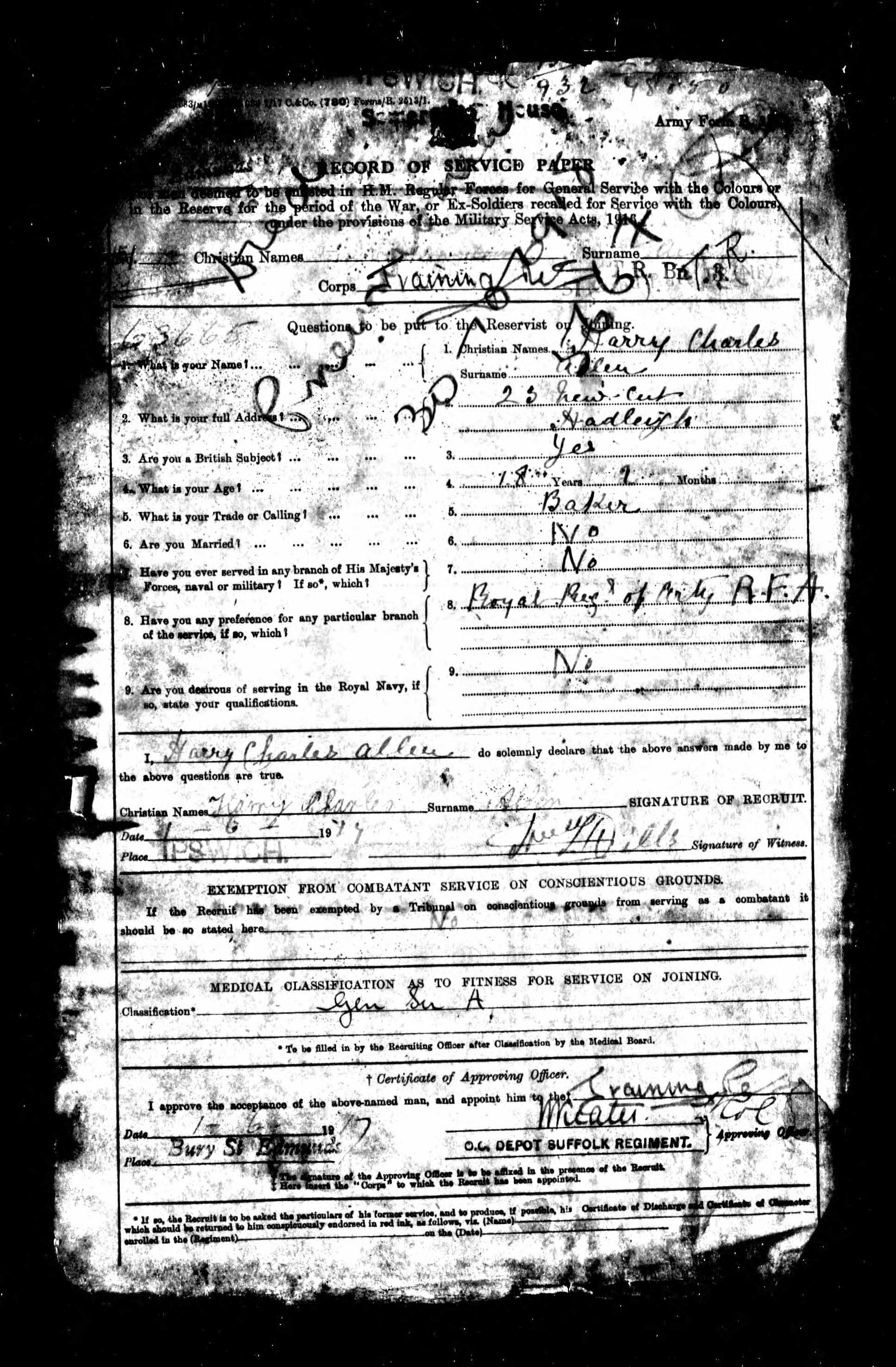 Harry Charles Allen service record 1.jpg