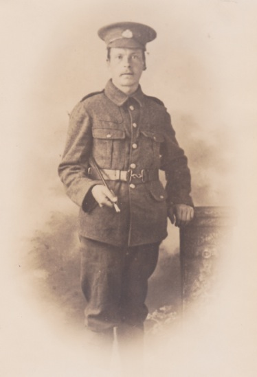 Private Henry Frederick Durrant