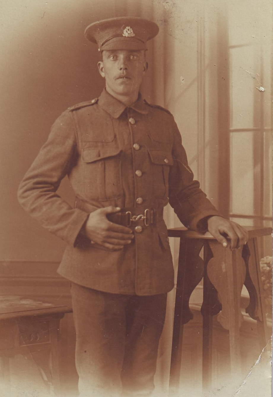 Private George Edward Willis