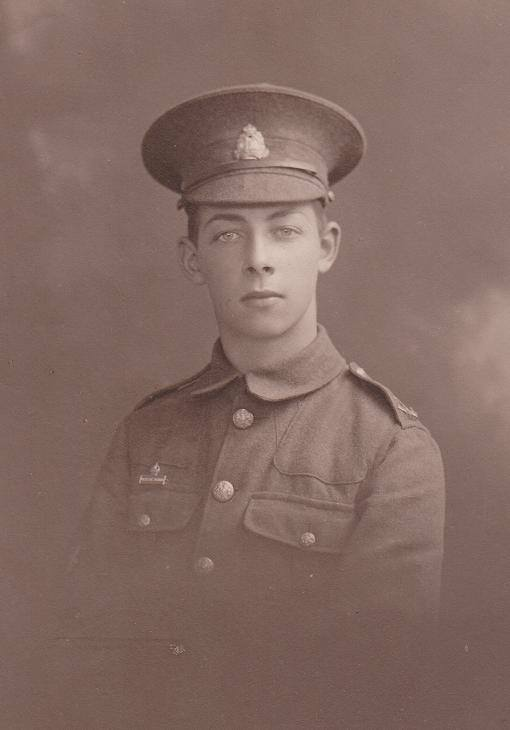 Private Stanley Scarff
