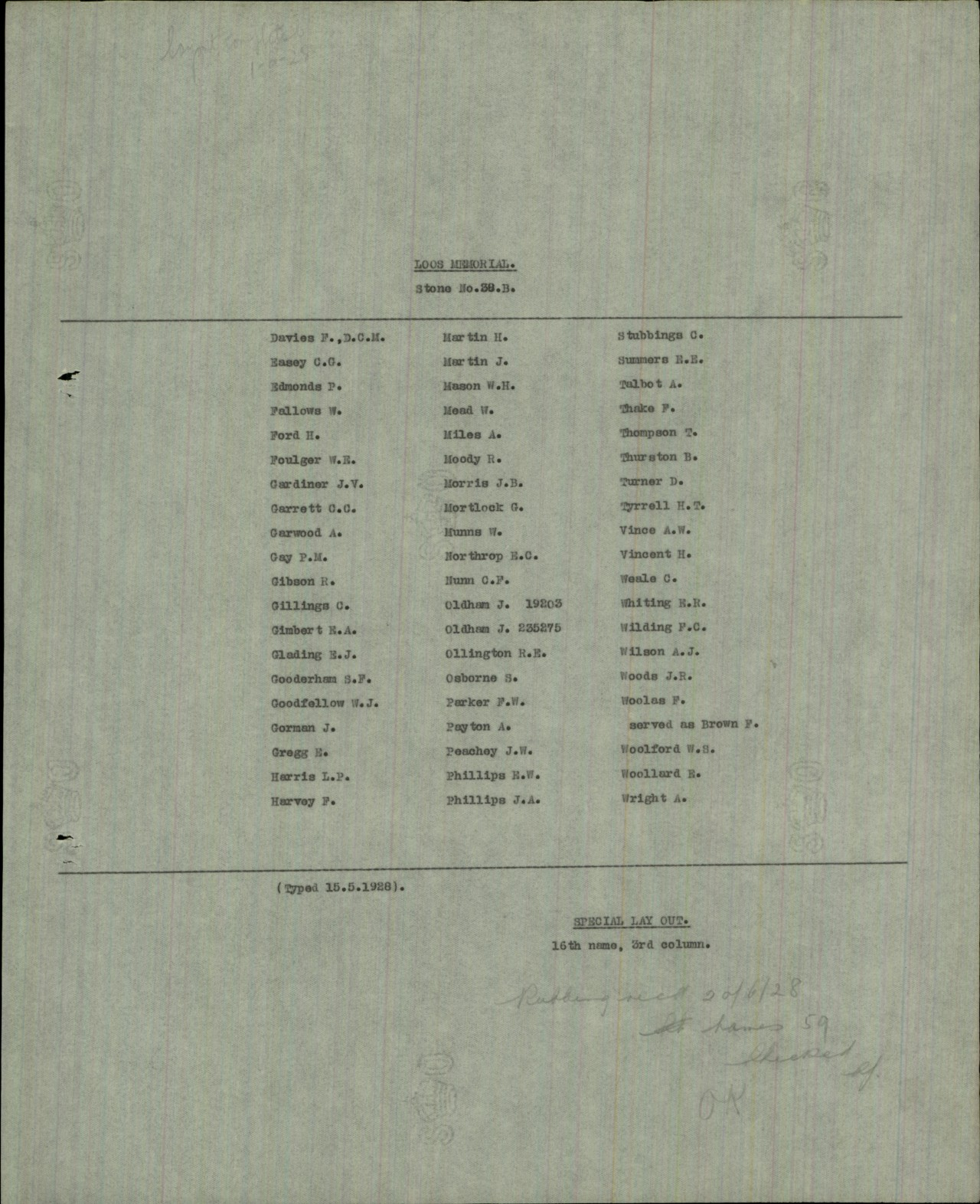 cwgc panel list Harvey F.JPG