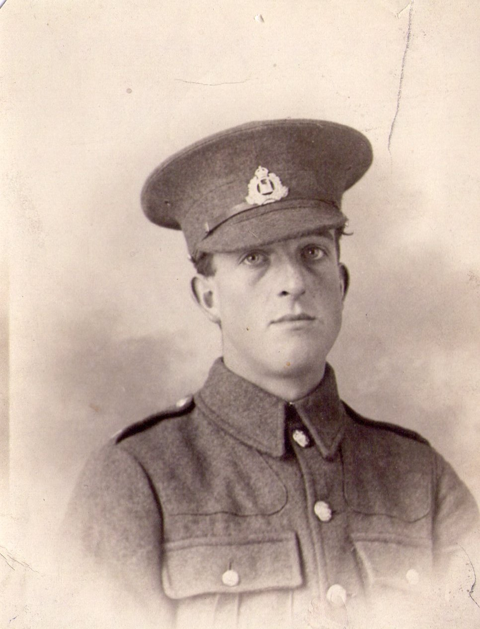 Private Robert Lambert.