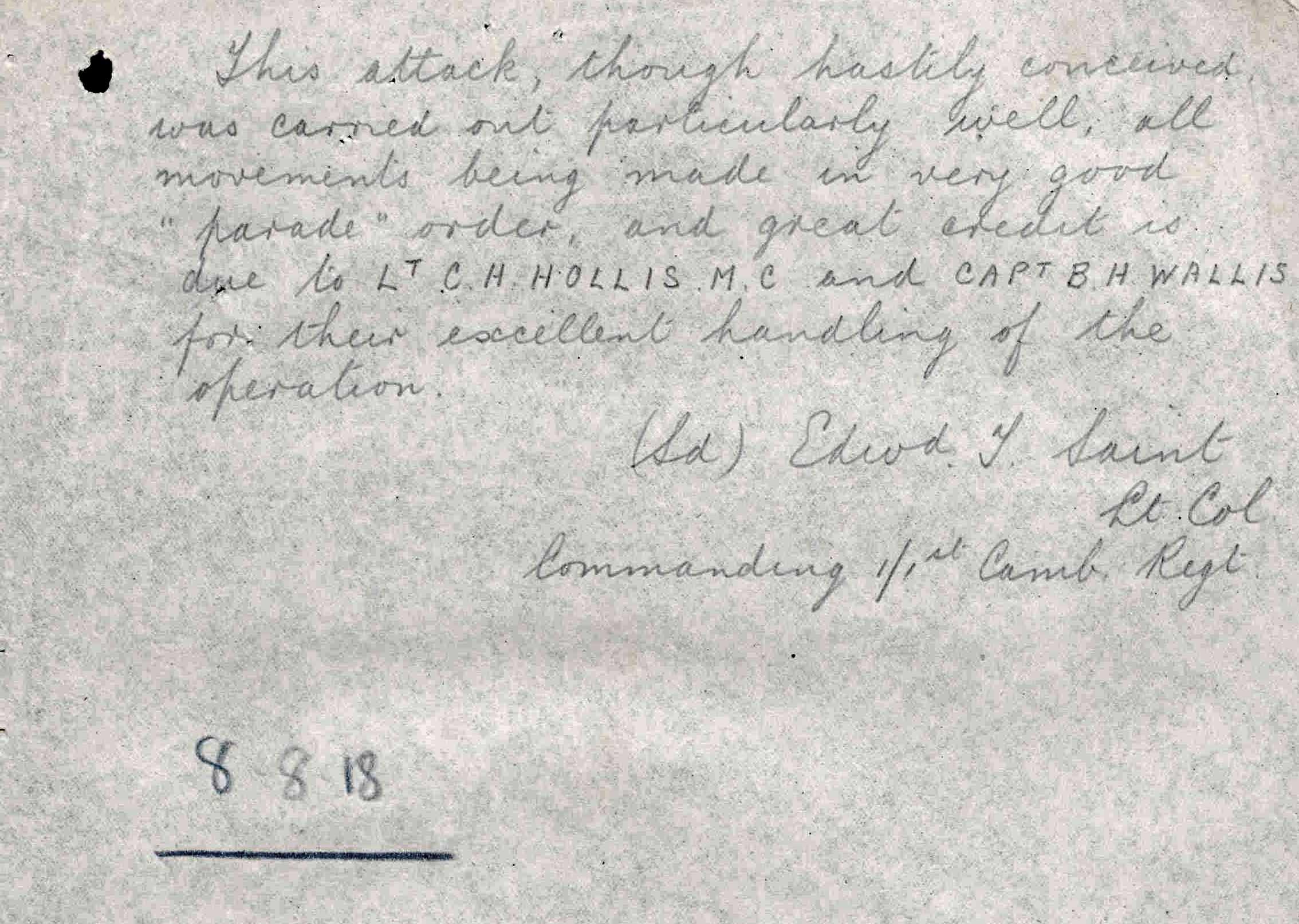 war diary 1 cams 8 aug 1918.jpg