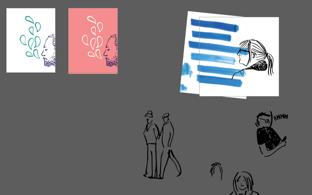 linework illustration