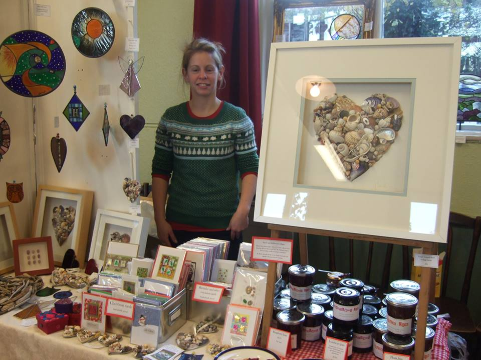 Stall on our Christmas Fair