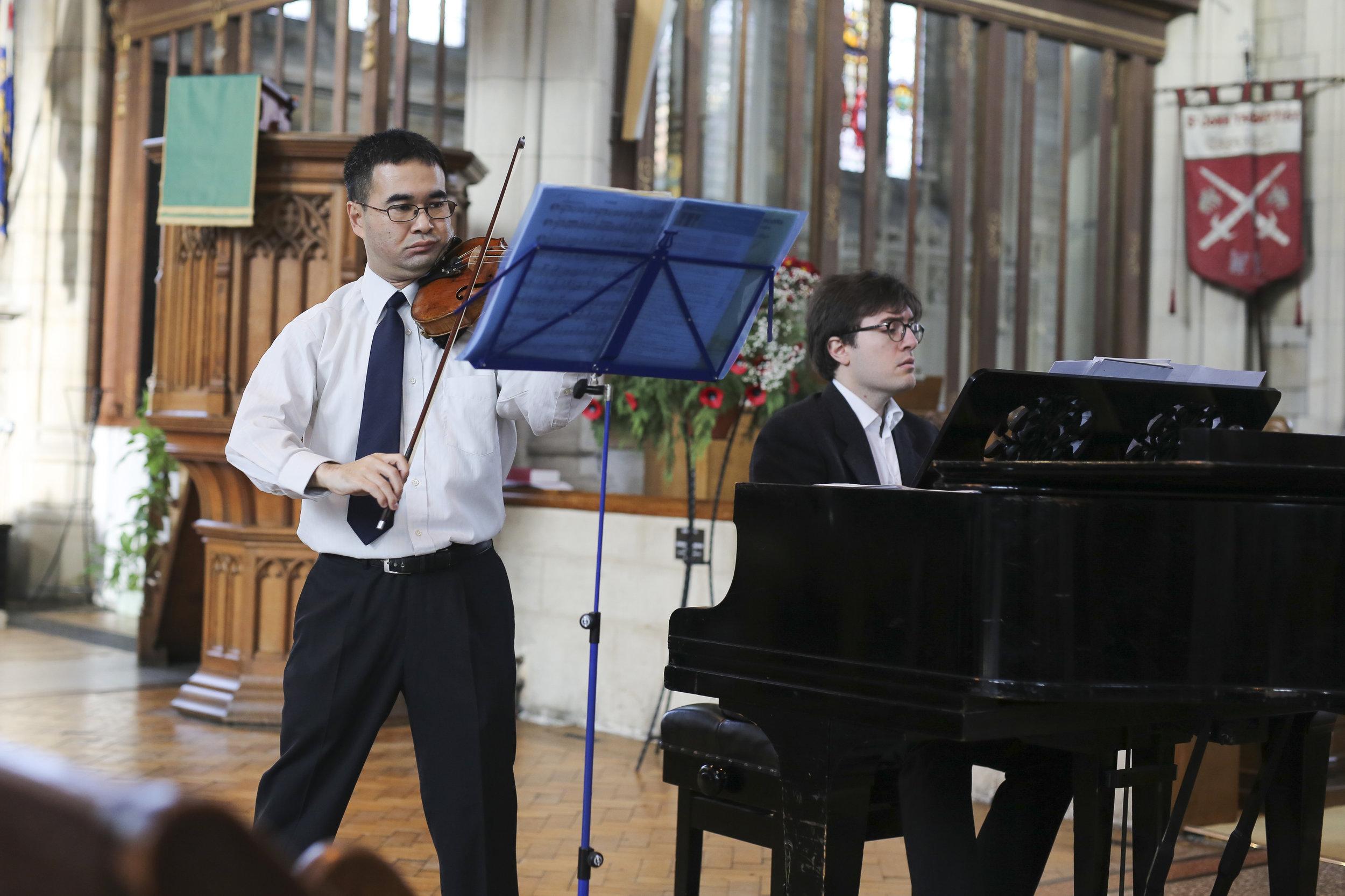 Fumi Otsuki and Alessandro Viale.JPG