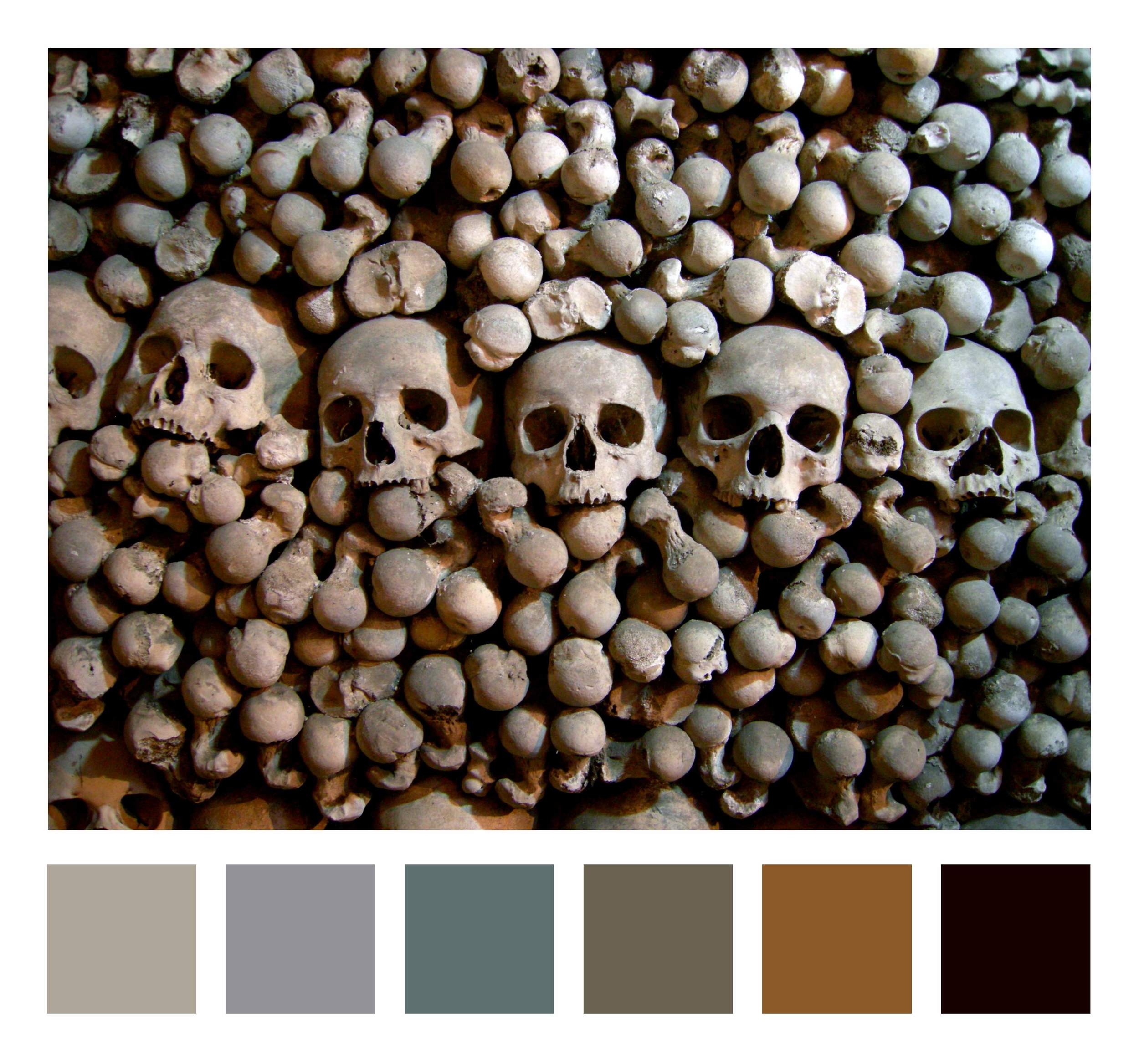 Bone Chapel Palette
