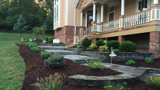 Landworx project in Hudson Valley, NY